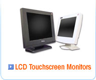LCD Touchscreen Monitors
